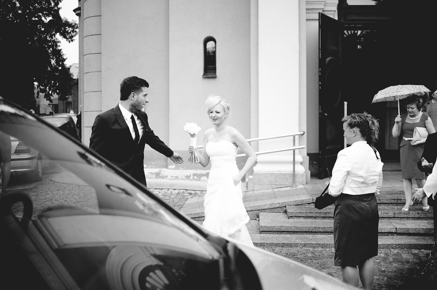 zdjęcia ślubne tychy