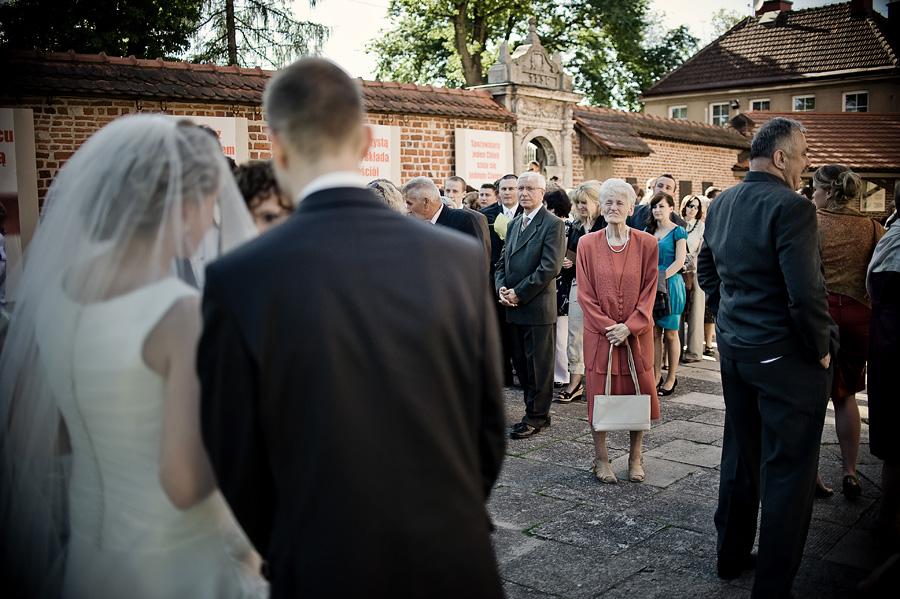 zdjęcia ślubne niepołomice