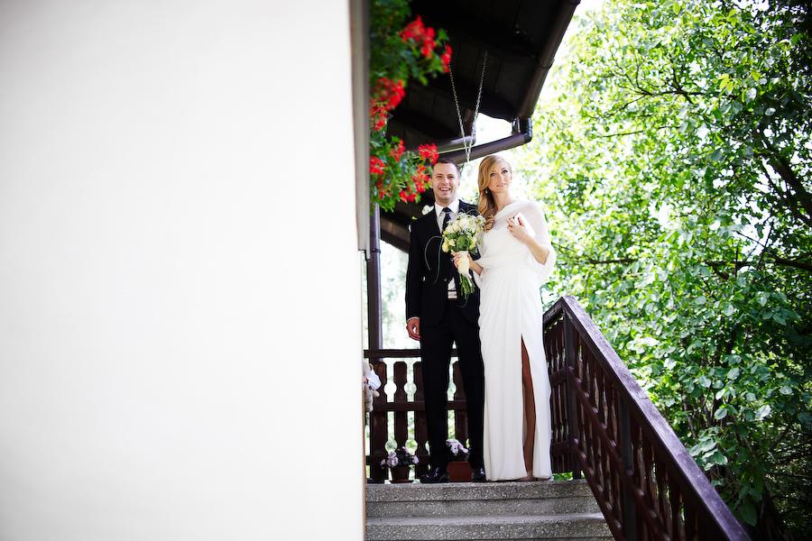 fotografia ślubna wisła