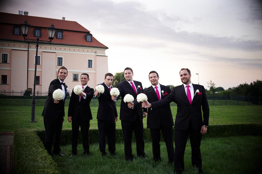 zamek w niepołomicach ślub