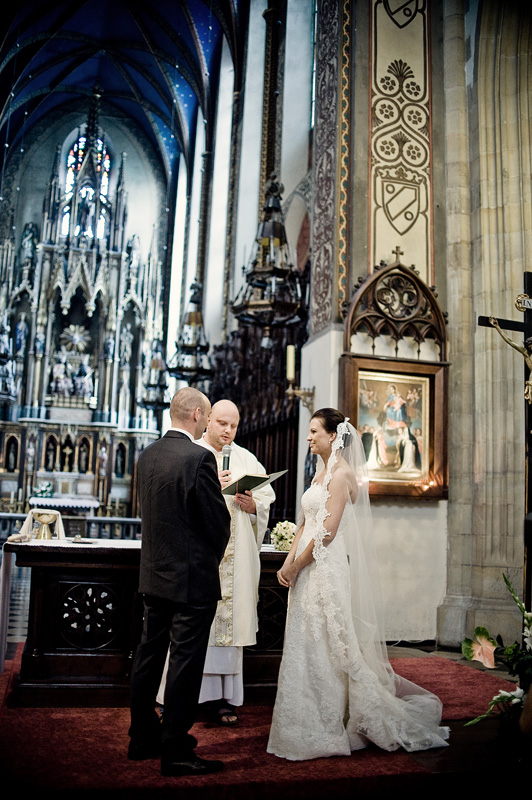 zdjęcia ślubne Kraków