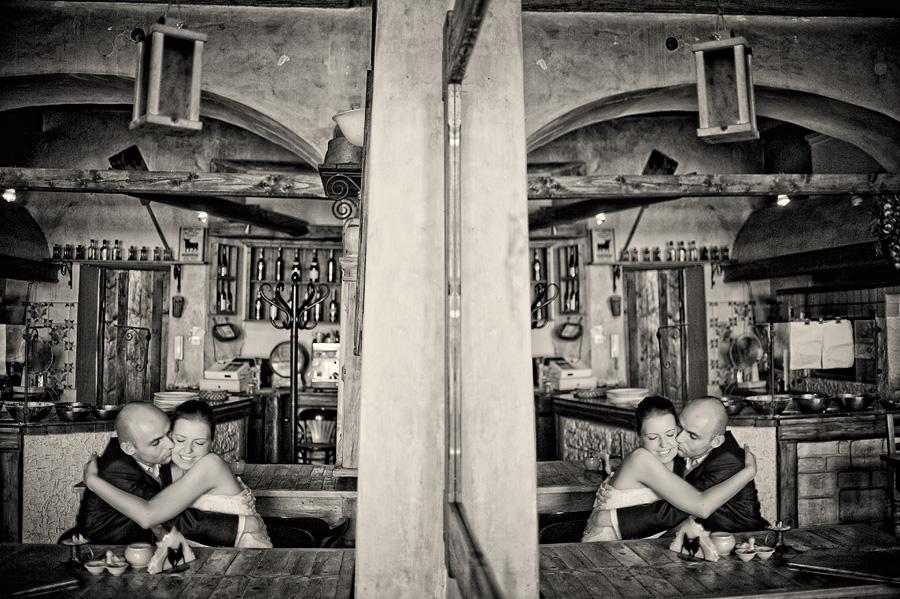 zdjęcia ślubne plenerowe kraków