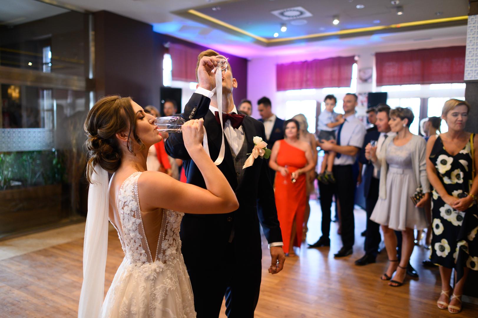 zloty gron istebna wesele