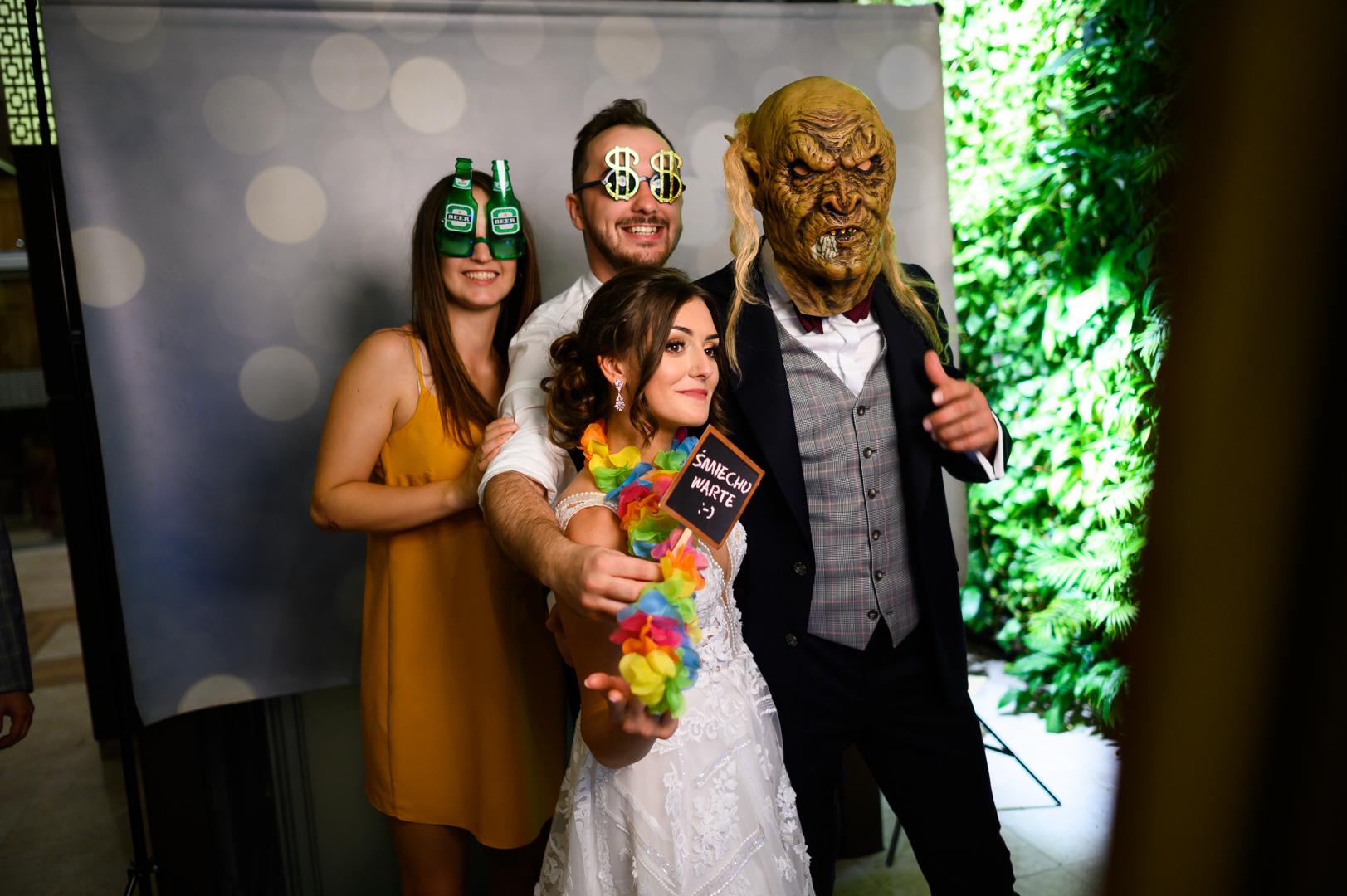 złoty groń wesele
