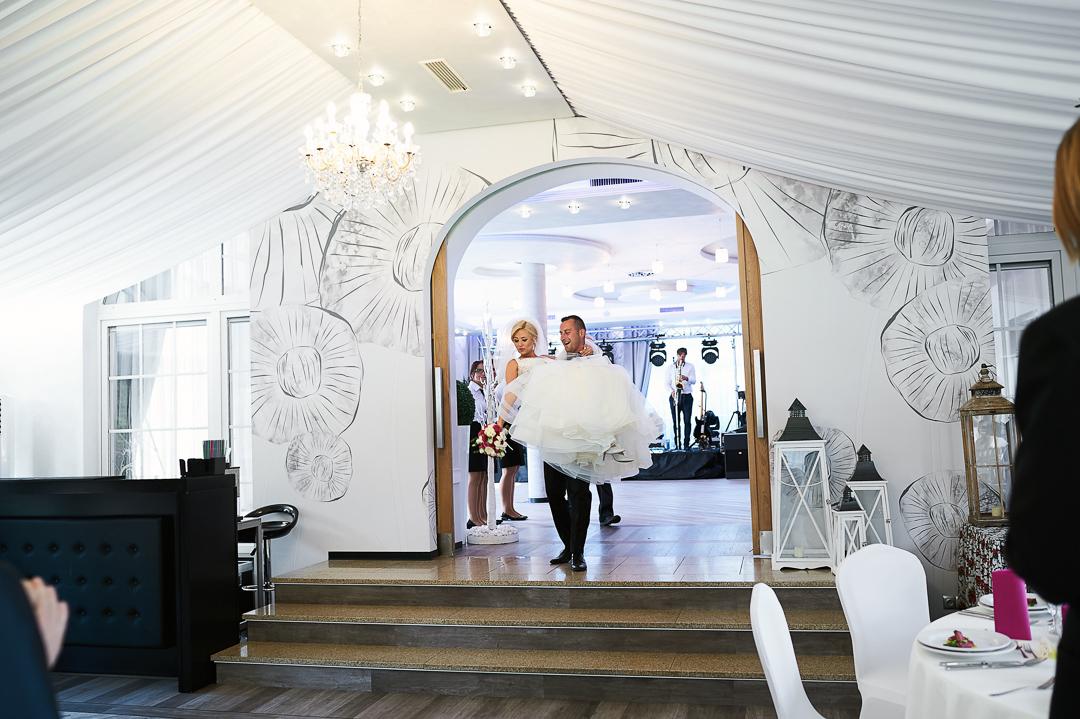 zdjęcia ślubne hotel alpin