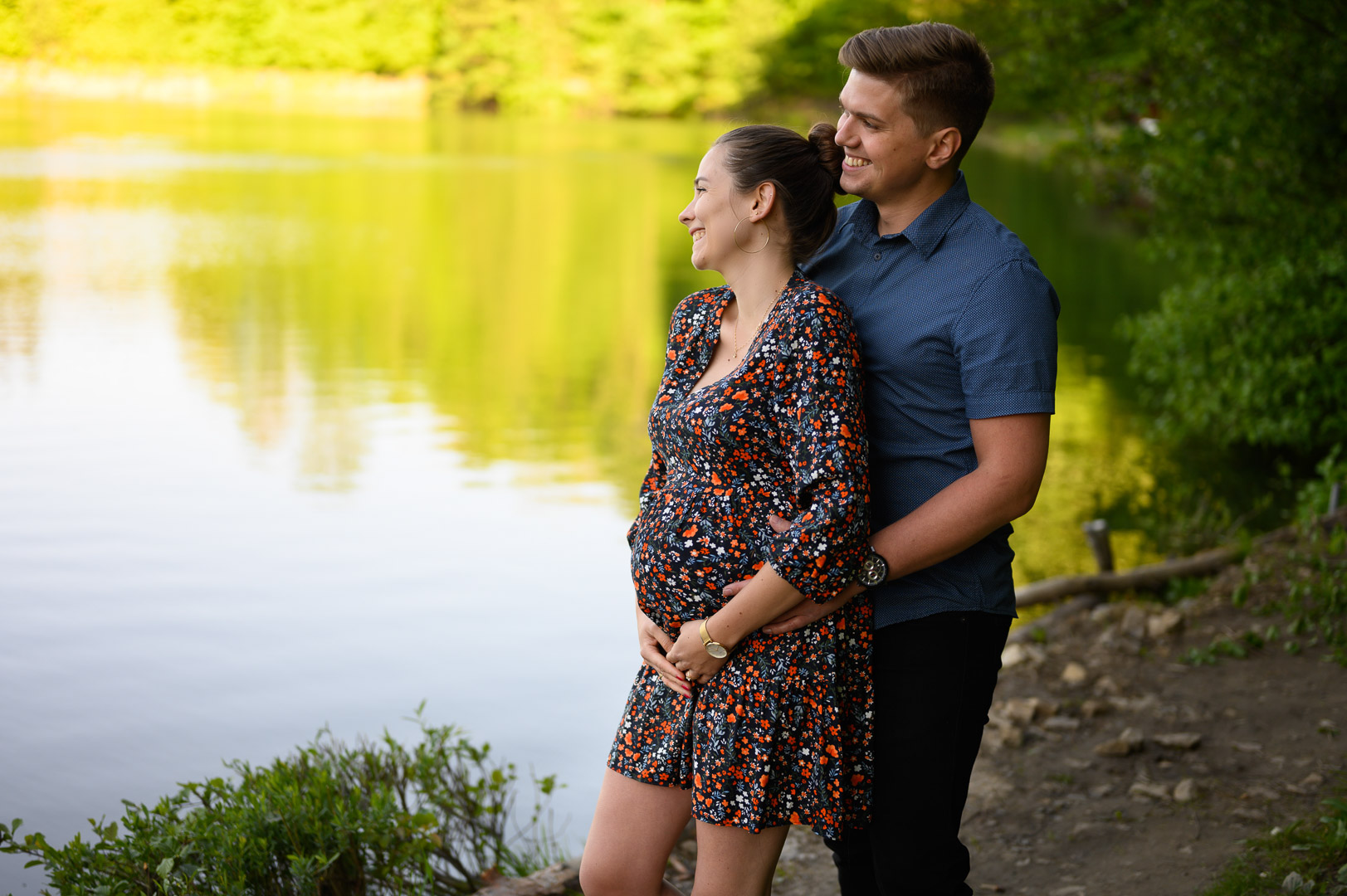 sesja ciążowa Cieszyn