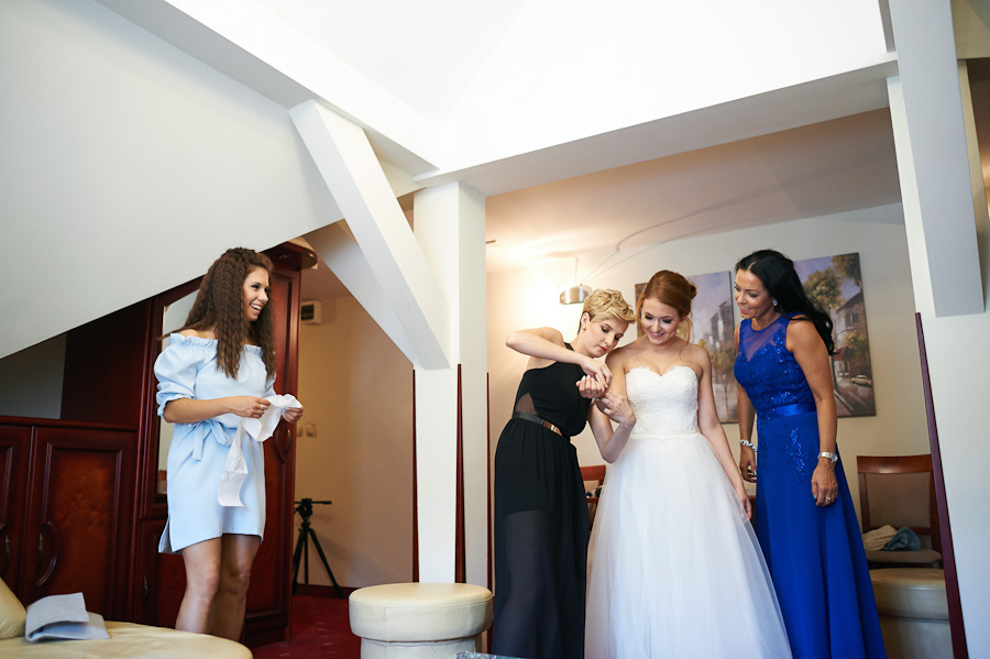 hotel alpin szczyrk ślub