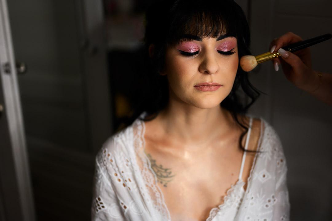 makijaż-ślubny